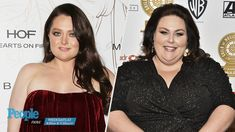 Lauren Ash Says She & Chrissy Metz Could Play Siblings In a This Is Us & Superstore Crossover Episode Lauren Ash, Crossover Episodes, Could Play, Siblings, Off Shoulder Blouse, This Is Us, Ruffle Blouse, Ssbbw, Sexy