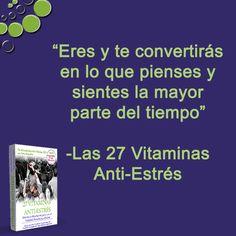 Y tu ¿Qué esperas para adquirirlo? -Las 27 Vitaminas Anti-Estrés #27Vitaminas #RicardoSaavedra #VYAR