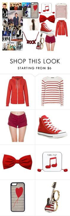 """""""Ava's first day of school outfit"""" by adara-omgg-laceup on Polyvore featuring beauty, Dorothy Perkins, Billabong, Converse, Happy Plugs, CellPowerCases, Patrizia Pepe, Burberry and Payne"""