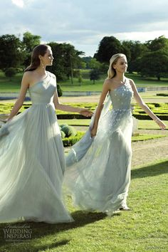 Bridesmaids dresses Pronovias