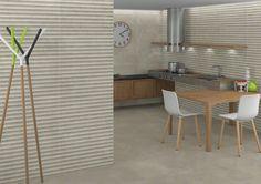 RIFT: Rift Cemento - 60x60cm. | Pavimento - Porcelánico | VIVES Azulejos y Gres S.A. #kitchen #porcelain #tile