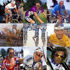 Pantani, Cippolini, Team Mapei...