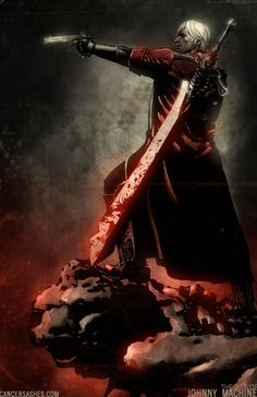 Devil May Cry III    by~ScabbedAngel http://www.dmcdevilmaycry.imsets.com/