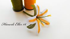 Needle Lace, Baby Knitting Patterns, Knitting Needles, Tatting, Knots, Handmade, Crocheting, Youtube, Crochet Flowers