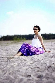 Sparkle With Lee Lee - Chickwish lavender skirt