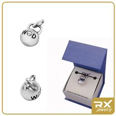 Kettlebell pendant WOD. It's time to reward by RXJewelrySport