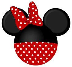 Walt Disney Minnie Ears Logo