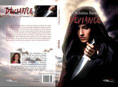 Déviance est un roman de vampire, une romance vampirique, par l'auteure Christine Barsi, publié par 5 Sens Éditions en mai 2017. Romance, Movie Posters, Fictional Characters, Characters, Romance Film, Romances, Film Poster, Popcorn Posters, Film Posters