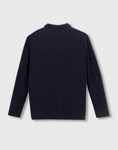 PLUSH PIQUÉ JACKET WITH SHIRT COLLAR - NEW PRODUCTS - NEW PRODUCTS - PULL&BEAR Indonesia