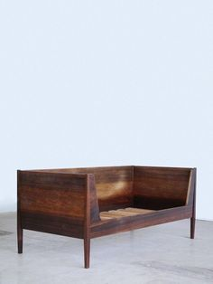 sold by 1stdibs. 1960s rosewood daybed by Kai Winding for Hundevad.