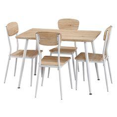 1000 ideas about chaises pas cher on pinterest rideaux pas cher design pa - Ensemble table et chaises pas cher ...
