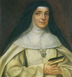 """St. Mary Euphrasia, Mother of the Brokenhearted,  """"I turned resolutely to God and discovered I was loved.""""  """"I am the mother of all who are unhappy, of all who suffer."""""""
