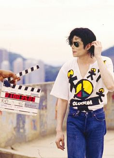 "michael jackson ""they don't really care about us"" music video"