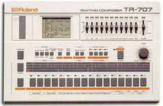 roland-tr707_456x297.jpg 456×297 pixels -- 707- these thing are too hard to use to be worth it.  Some great music was made with them, but they suck to use.