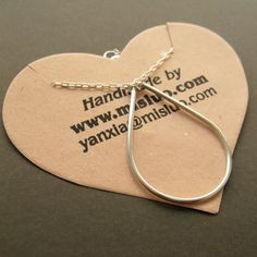 Handmade earring cards and gift-wrap ideas