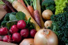 Tiny's Organic Weekly CSA All Veggie Box