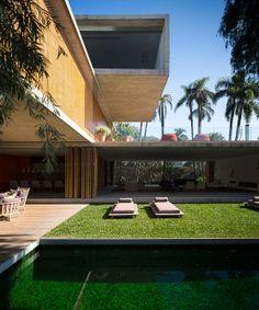 754 - StudioMK27 | Márcio Kogan | Pinheiro House | São Paulo, Brasil