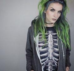 Donnie Darko Costume size Medium Skeleton Suit by WyCoVintage