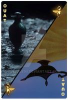 OUAT Special Card Jafar's Lamp