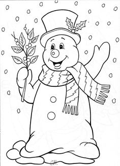 Christmas and Winter Coloring Pages Best Of Snowman Drawing Would Like to Make A Winter Quilt Blocks Christmas Applique, Christmas Embroidery, Christmas Colors, Christmas Art, Christmas Coloring Sheets, Snowman Quilt, Christmas Drawing, Snowman Crafts, Holidays Events