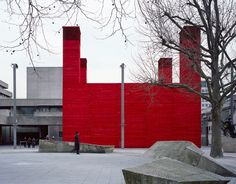 haworth tompkins architects - the shed