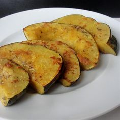 """Parmesan Roasted Acorn Squash   """"Very simple but satisfying way to make acorn squash. This is also good with delicata squash."""""""