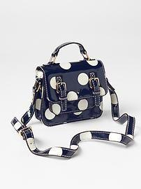 Kate Spade New York ♥ GapKids dot satchel