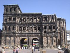 Roman Monuments, Cathedral of St Peter and Church of Our Lady in Trier, Germany #UNESCO