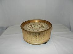 Vintage Guildcraft Tin