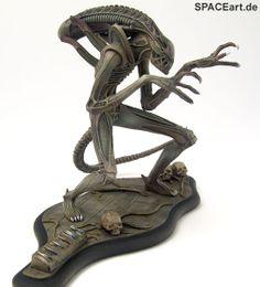 Alien: Deathmatch Statue, Fertig-Modell ... http://spaceart.de/produkte/al043.php