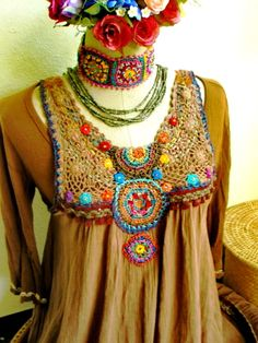 Crochet Hippie Chic