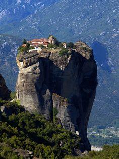 Monastery on Meteora