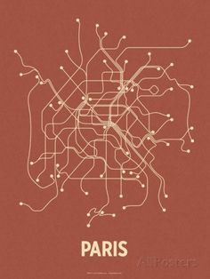 Paris (Brick Red