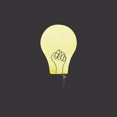 knowledge is power Art Print by jeremybingham Light Bulb Drawing, Design Art, Logo Design, Pop Art, Knowledge Is Power, Free Illustrations, Graphic Design Inspiration, Typography, Photoshop