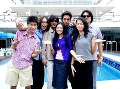 The whole Meteor Garden crew Vic Chou, Jerry Yan, F4 Meteor Garden, Fantasy Anime, Meteor Shower, Drama Series, Handsome, Celebrities, Bait