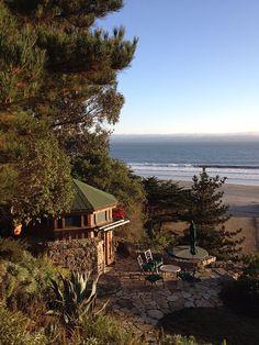 Stinson Beach Vacation Rental - VRBO 3828637ha - 1 BR San Francisco Bay Area Studio in CA, Dipsea Gazebo Ocean View Glamping