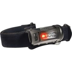 A great headlamp with a Red LED.