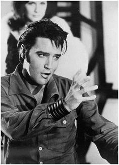 Elvis karate in the movies