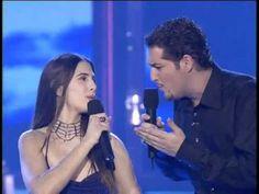 Noches de bohemia- Nuria Fergo y Manu Tenorio Gala 4.(HQ) - YouTube
