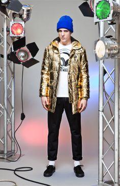 Love Moschino Uomo Fall/Winter 2014-2015 pre-collection #lovemoschino #fall #winter #fashion #menswear