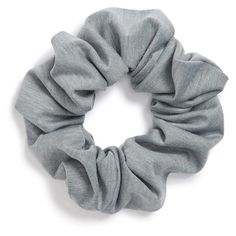 Women's Natasha Couture 'Wrinkle in Time' Scrunchie (220 MXN) ❤ liked on Polyvore featuring accessories, hair accessories, fillers, hair, scrunchies, scrunchie hair tie, elastic hair ties, natasha hair accessories, ponytail hair ties and scrunchie hair accessories