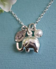 Want want want - my little man likes elephants so this with his initial = perfect