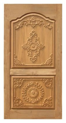 Velman Wood Carving is a one-stop source for end-to-end custom woodcarvings. Specializing in carved wood entrance & interior doors, mantels, shutters and frames Wooden Front Door Design, Double Door Design, Wooden Front Doors, Door Design Interior, Wood Carving Designs, Bedroom Vintage, Maine, Beds, Exotic