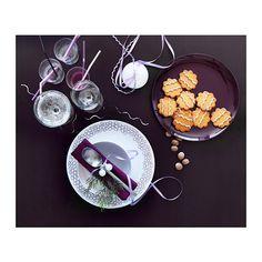 FÄRGRIK 18-piece dinnerware set  - IKEA