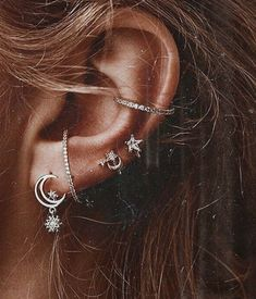 FUN FACT: I have 10 piercings! How many of you have multiple piercings and how m… FUN FACT: I have 10 piercings! How many of you have multiple piercings and how many! Piercing Chart, Ear Piercings Chart, Ear Peircings, Daith Piercing, Piercing Tattoo, Anti Tragus, Conch Piercings, Piercings For Men, Cute Ear Piercings