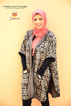 chunky hijab sweaters, Christmas hijab casual wear http://www.justtrendygirls.com/christmas-hijab-casual-wear/