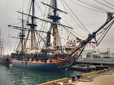 Star of India,  oldest ship still afloat