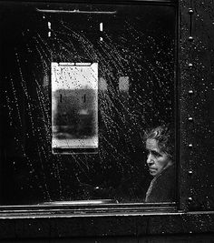 Toni Schneiders Wartende Frau,1951