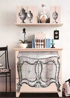 Gothic Cabinet Craft Real Wood Furniture Martha Home Magazine Files Diy