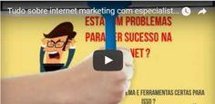 Aprenda tudo sobre internet marketing e tenha os serviços e ferramentas certas para o seu sucesso no marketing multinivel com Internet Marketing.Faça sua inscrição. http://novas-oportunidades.info/empreendedortv Veja o vídeo :https://www.youtube.com/edit?o=U&video_id=RMe4VbcgnWg